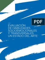 Evaluación de Habilidades Socioemocionales y Transversales Un Estado Del Arte