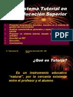 Sistema de Tutorial en Educación Superior para el Instituto Teológico Juan XXIII