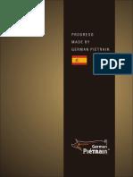 161117 German Piétrain 2016 Español
