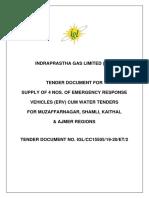 IGL Gas Tender