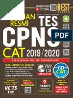 New Panduan Resmi Tes CPNS CAT 2019-2020 Full(1)