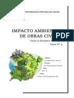 Tarea 9 Impacto Ambiental