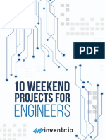 10 weekend projects for engineers
