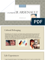 multicultural individual project