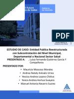 Socializacion Trabajo Federico Lleras Acosta