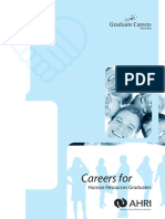 Careers for Human Resources g