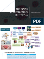 Sistema de Prevención de Enfermedades Infecciosas