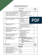 Form Full the Mini Nutritional Assessment