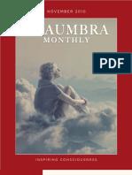 Shaumbra Monthly - November 2010