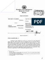 Madrio vs Atlas Fertilizer Corporation