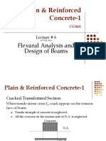 Lec-6-Flexural Analysis and Design of Beamns