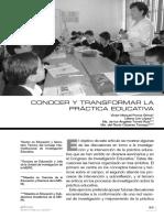 2. Conocer Transformar La PD