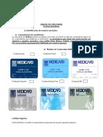 MEDICUS- Manual Del Prestador