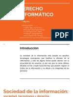 Derecho Informatico P-1