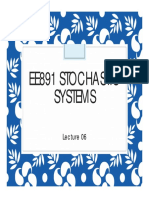 stochastic system lecture
