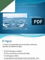 EXPOSICIÓN EL AGUA (RECURSO HIDRICO EN GUATEMALA)