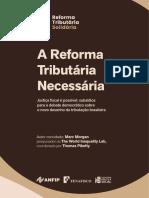 A Reforma Tributária Necessária - Livro 2 - Subsídios-para-o-Debate