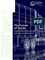 The Future of Trucks Implications for Energy and the Environment