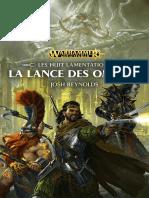 3 - Warhammer - Les Huits Lamentations - T1 - Josh Reynolds