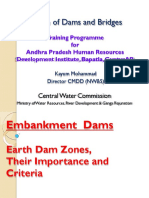Design of Dams and Bridges 1-Ppt