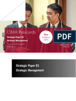 [BPP Learning Media] CIMA - E3 Strategic Management