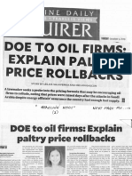 Philippine Daily Inquirer, Oct. 3, 2019, DOE to oil firms explain paltry price rollbacks.pdf