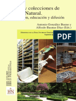 Museos y Colecciones de Historia Natural