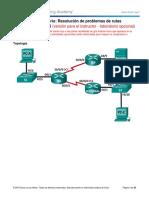2.3.2.4 Lab - Troubleshooting IPv4 and IPv6 Static Routes - ILM - Desarrollo