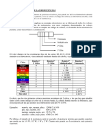 EB Código Colores R