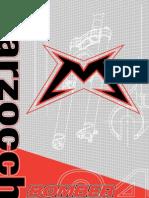 Marzzochi Shiver DC Manual