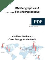Global CBM Geographies