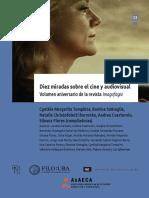 Diez miradas sobre el cine y audiovisual. Volumen aniversario de la revista Imagofagia