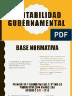 1.1 Contabilidad gubernamental Revisión Teórica