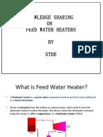 Feed water heaters Seimnar.pptx