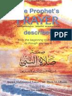 The Prophet's Prayer Described (1993) by Muhammad Nasiruddin Al-Albani