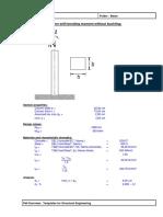 EC2 Design Calculations