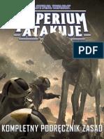 Star Wars Imperium Atakuje-kompletny Podręcznik Zasad