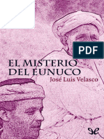 El misterio del eunuco, José Luis Velasco.epub