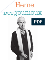 Cahier de L'Herne Pierre Bergounioux