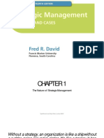 Slides of Strategic Mgt (Fred R. David)--Converted