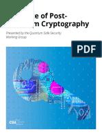 Quantum computing crypto  resistency