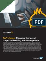 SAP Litmos Overview Brochure