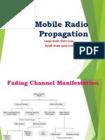 Mobile Radio Propagation