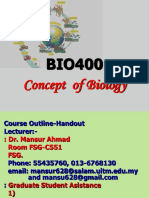 1 Bio400 Sept 2018 Lecture 1 Introduction Sept 3 (1)