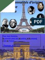 Le roumains en France