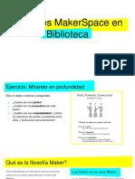 Charla Espacios Maker en Bibliotecas (2)