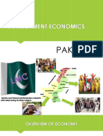 Development Economics Ppt Pak