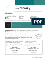ratios summary notes cl