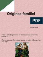 Origina Familiei