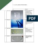 Alat Kimia Print